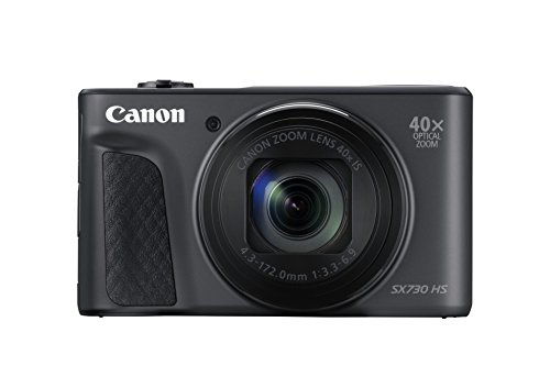 Cheapest Price for Canon PowerShot SX730 HS Fotocamera Digitale Compatta, Nero [Versione Canon Pass Italia]