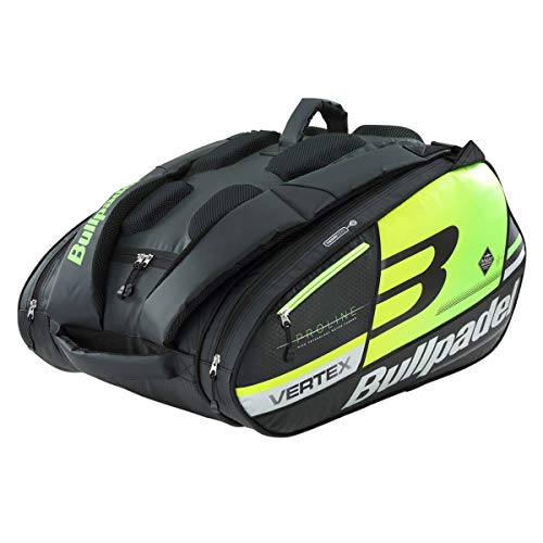 Bullpadel Paletero BPP19001 Vertex Big Capacity 2019, Adultos Unisex, Multicolor, Talla Unic