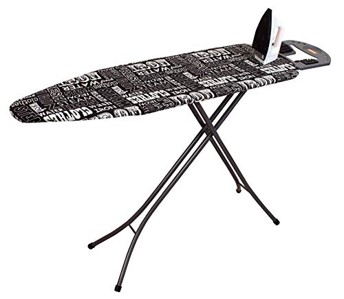 Magna Homewares Sigma Heavy Duty Extra Large Size Premium Ironing Board