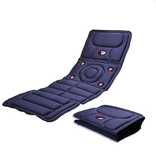 HHORD Multifunción eléctrico de infrarrojos Inicio termoterapia Colchón de masaje