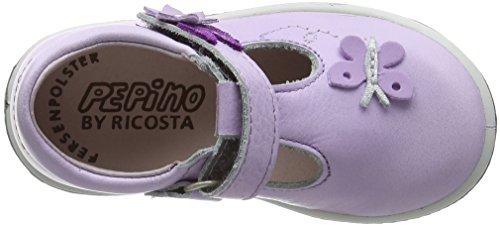 Ricosta - Candy, Scarpe da ginnastica Bambina Viola (Lilla )