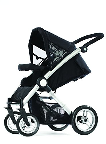 Kinderwagen Mutsy Transporter Black (Chassis + Seat + Canopy)