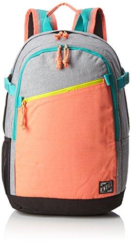 O'Neill - Bm Easy Rider Backpack, Mochilas Hombre, Grau (Silver Melee), 16x31x47 cm (B x H T)