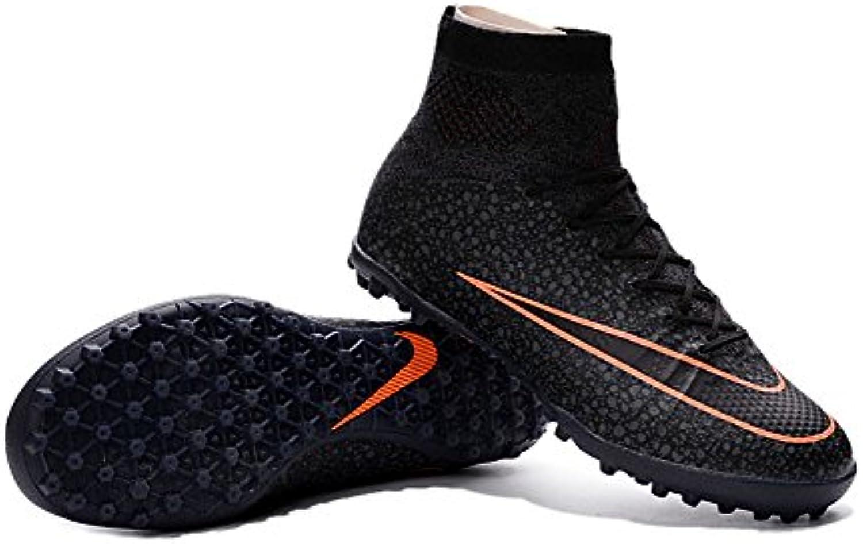 zhromgyay Schuhe Herren mercurialx Proximo Street TF schwarz Fußball Stiefel