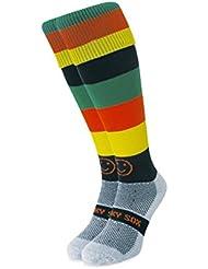 WackySox Caribbean Sports Socks