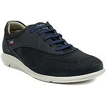Callaghan Sportline, Zapatos de Cordones Oxford para Hombre, Azul (Azul 2), 41 EU