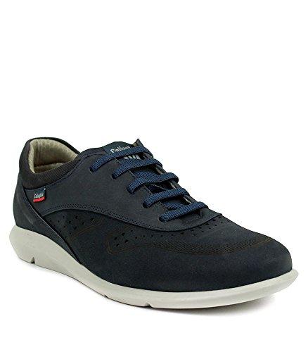 Callaghan Squalo, Zapatos de Cordones Oxford para Hombre, Azul (Marino 1), 44 EU