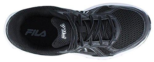 Fila, Omnispeed Courir Sneaker BLACK SILVER