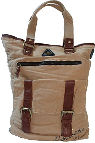 Gaastra Damen Tasche / Shopper / Bag Dutty beige