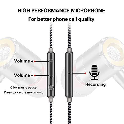 Zoom IMG-2 in ear auricolari con microfono