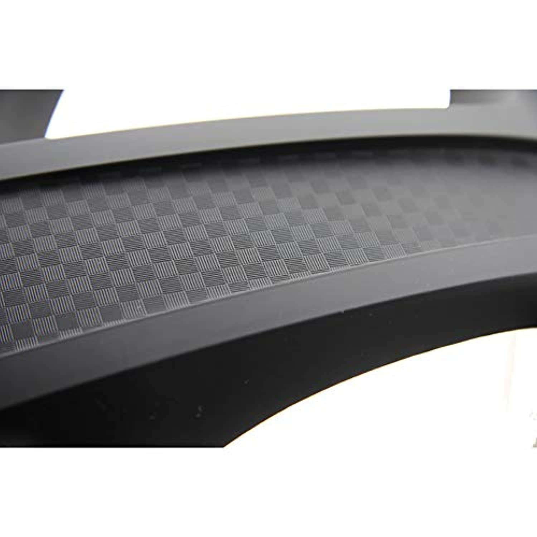 Jeu denjoliveurs VR 15-inch argent//look-carbon/é//logo