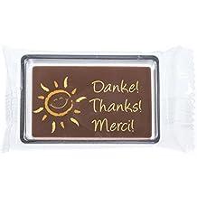 """Schokoladen Täfelchen """"Danke"""" 10g"""