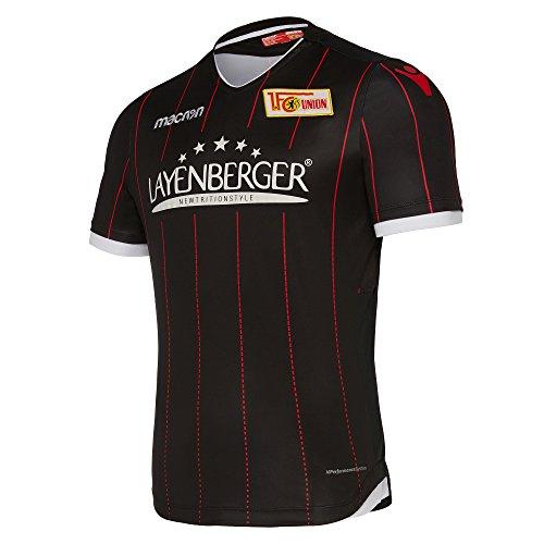 1. FC UNION BERLIN Trikot Away Herren 2018, Größe:L