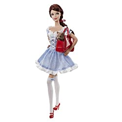 Barbie Collector # R4522 Dorothy Wizard Of Oz - Miss Dorothy Gale