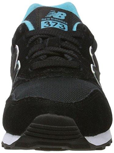 New Balance Damen Wl373gd Sneaker Schwarz (Black)