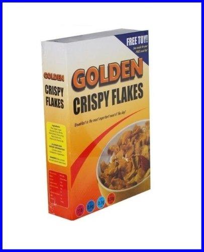 cereal-box-safe-golden-crispy-flakes-security-cash-storage-plus-2-keys-new