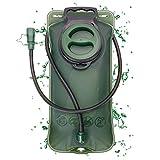 Grenhaven Trinkblase Trinkrucksack 2 Liter Fassungsvermögen mit
