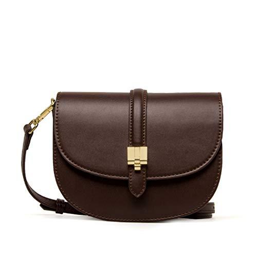 3c49b2a767642 Classic Retro Saddle Bag Female Simple Flip Casual Messenger Bag Ladies Bag  Bolso Femenino Bolsos para