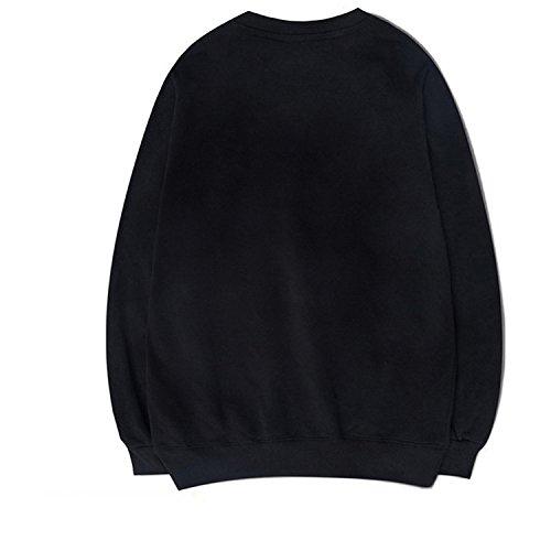 CORIRESHA - Sweat à capuche - Femme 3_black