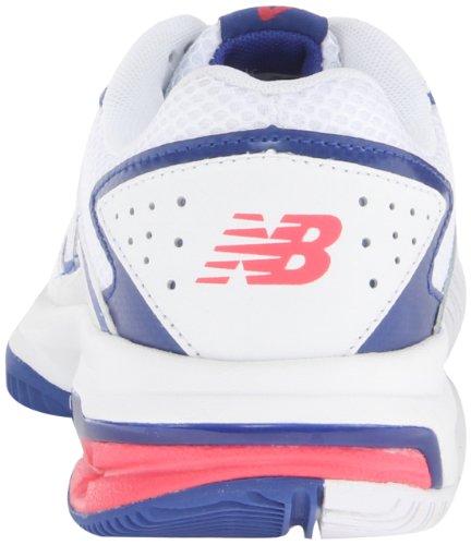 New Balance Wc786 B, Chaussures de running femme Blanc (White/Pink (249))