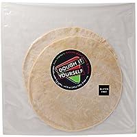 La Pâte Vous-Même 2 Artisan Croûte Mince Gluten Bases De Pizza Gratuite 400G - Paquet de 4