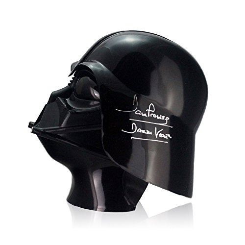 Darth Vader Star Wars Firmado Casco
