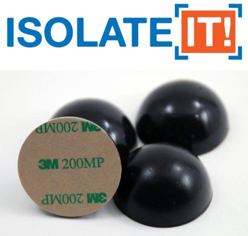 15-381-cm-amortissantes-en-sorbothane-antichocs-adhesifs-inclus-durometre-50-lot-de-4