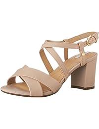 Femme Indienne Sandales Sandale Geox Amazon Homme Wm0nn8 Onk8w0P