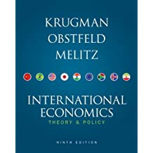 International Economics plus NEW MyEconLab with Pearson eText (1-semester access) -- Access Card Package (9th Edition) by Paul R. Krugman (2011-12-02)