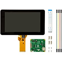 Raspberry Pi pantalla pantalla táctil de 7pulgadas