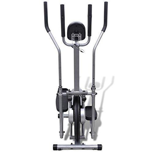 Festnight Heimtrainer Ergometer Fitness Stepper Bild 2*