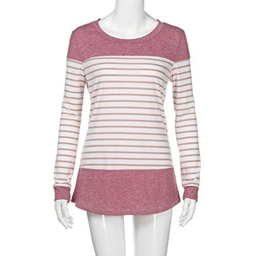 Sixcup - Camicia - Camicia -  donna Pink