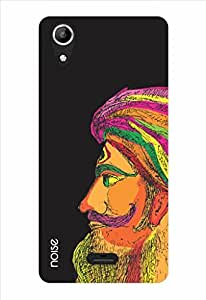 Noise Incredible India Hermit Colorful Printed Cover for Micromax Canvas Selfie Lens Q345