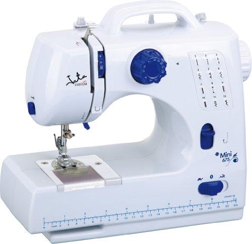 Jata MMC675N - Máquina de coser mini (2 velocidades)