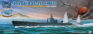 RIICH MODELS rs20001-Maqueta de USS Gato SS de 212Fleet Submarine 1942