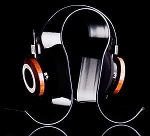 CA-Electronics Porte casque audio en aluminium Noir
