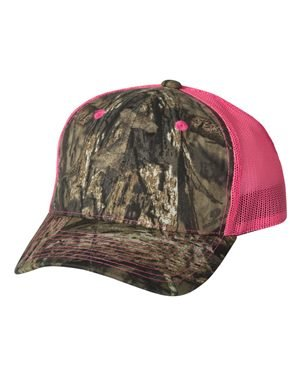 3a3222508cf3f Mossy Oak Country/Neon Pink. Adjustable. CNM100M. 00885792470657
