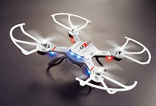 s-idee 01502 Quadrocopter S181C HD KAMERA 4.5 Kanal 2.4 Ghz Drohne mit Gyroscope Technik - 3