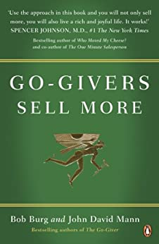 Go-Givers Sell More (English Edition) par [Burg, Bob, Mann, John David]