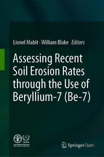 Assessing Recent Soil Erosion Rates through the Use of Beryllium-7 (Be-7)