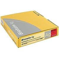 Biatain Ag Silicone Schaumverband 10 x 10 cm 5 Stück preisvergleich bei billige-tabletten.eu