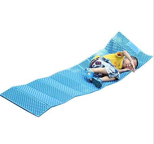 Picknick-Matte, Outdoor-Camping-Zelt-Ei Trog Feuchtigkeit Pad Einzigen Dicker Schaum Schlafsack Faltbare Feuchtigkeits Beweis Pad (Schlafsack Pad Schaum)