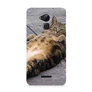 Hamee Designer Printed Hard Back Case Cover for Coolpad Note 3 Plus Design 5882