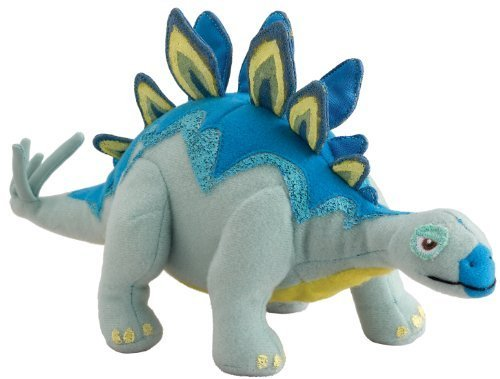 Dinosaur Train - Morris Mini Plush by Learning Curve