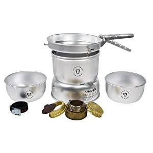 41pOkbZxOkL. SS300  - Trangia 27 Cookset With Spirit Burner