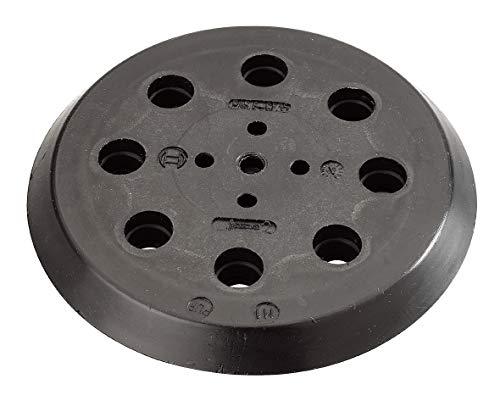 KWB 4809-20 Quick-Stick Haftstützteller, gelocht, Bosch PEX/GEX Excenterschleifer mit Staubabsaugung