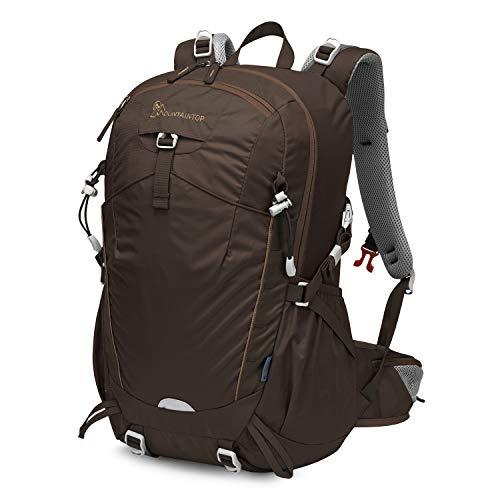 MOUNTAINTOP 35 Liter Rucksäcke Damen Herren Backpack Wanderrucksack Trekkingrucksack Outdoorrucksack Daypacks