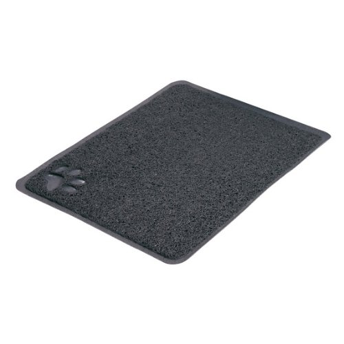 trixie-cat-litter-tray-mat-37-a-45-cm-anthracite