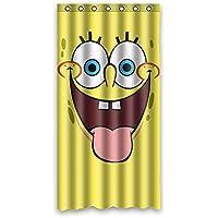 Fumetto custom-designed SpongeBob lingua gialla impermeabile tenda