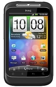 HTC Wildfire S Smartphone, colore: Nero